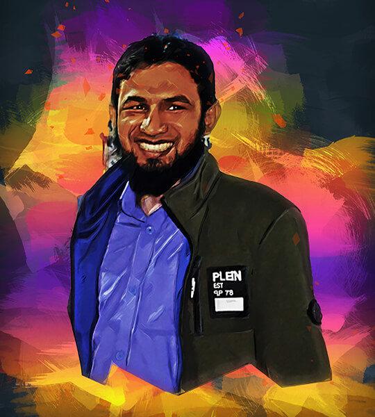 Shafiqul Islam Graphic Designer